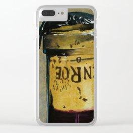 Owen Roe Clear iPhone Case