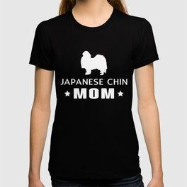 Japanese Chin Mom Funny Gift Shirt T-shirt