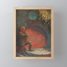 Berned Framed Mini Art Print