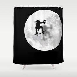 E.T.T. Shower Curtain