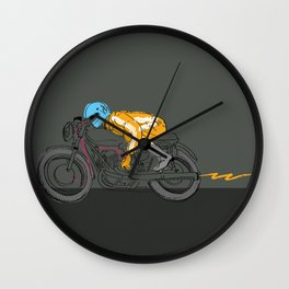 167 Wall Clock