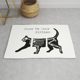 Show Me Your Kitties Rug
