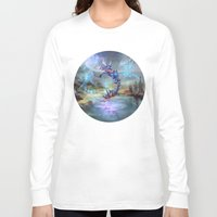 illusion Long Sleeve T-shirts featuring Illusion by Veronique Meignaud MTG