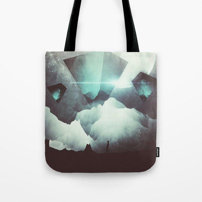 Three Tote Bag