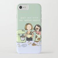 baking iPhone & iPod Cases featuring Baking Advice by Sophie Corrigan