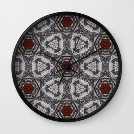 Pattern #15 Wall Clock