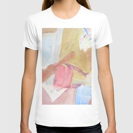Instrumental Shapes and Cloth T-shirt