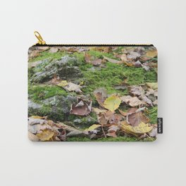 Forest Floor Carry-All Pouch