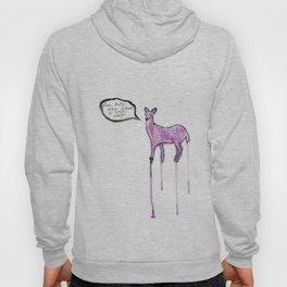 Essay Writing Deer Hoody