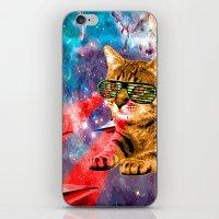 garfield iPhone & iPod Skins featuring Goddamn it Garfield  by Zarl