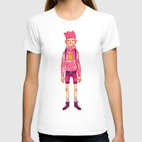 gumball T-shirts featuring Prince Gumball by FawnLorn