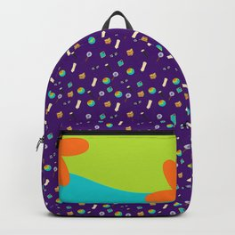 Mystery Gang Items Backpack