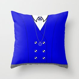 Lick it up, baby Throw Pillow
