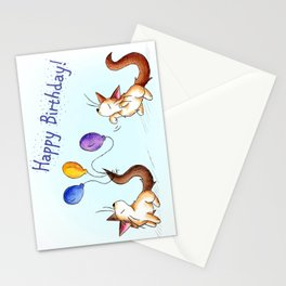 Party Prep Playfulness Stationery Cards