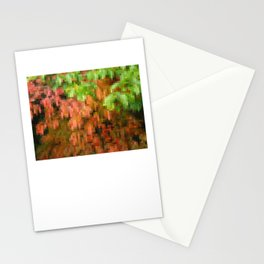 Fall Foliage by MRT Stationery Cards