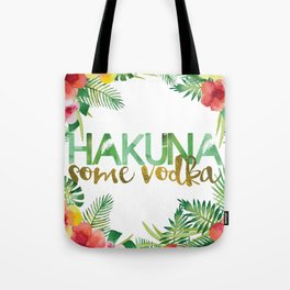 Hakuna Tote Bag