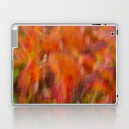 Autumn Smear Laptop & iPad Skin