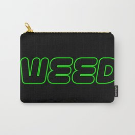 WEED _ 2 Carry-All Pouch