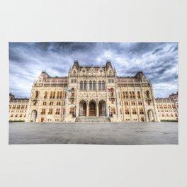 Budapest Parliament Rug