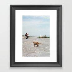 mexico 6 Framed Art Print