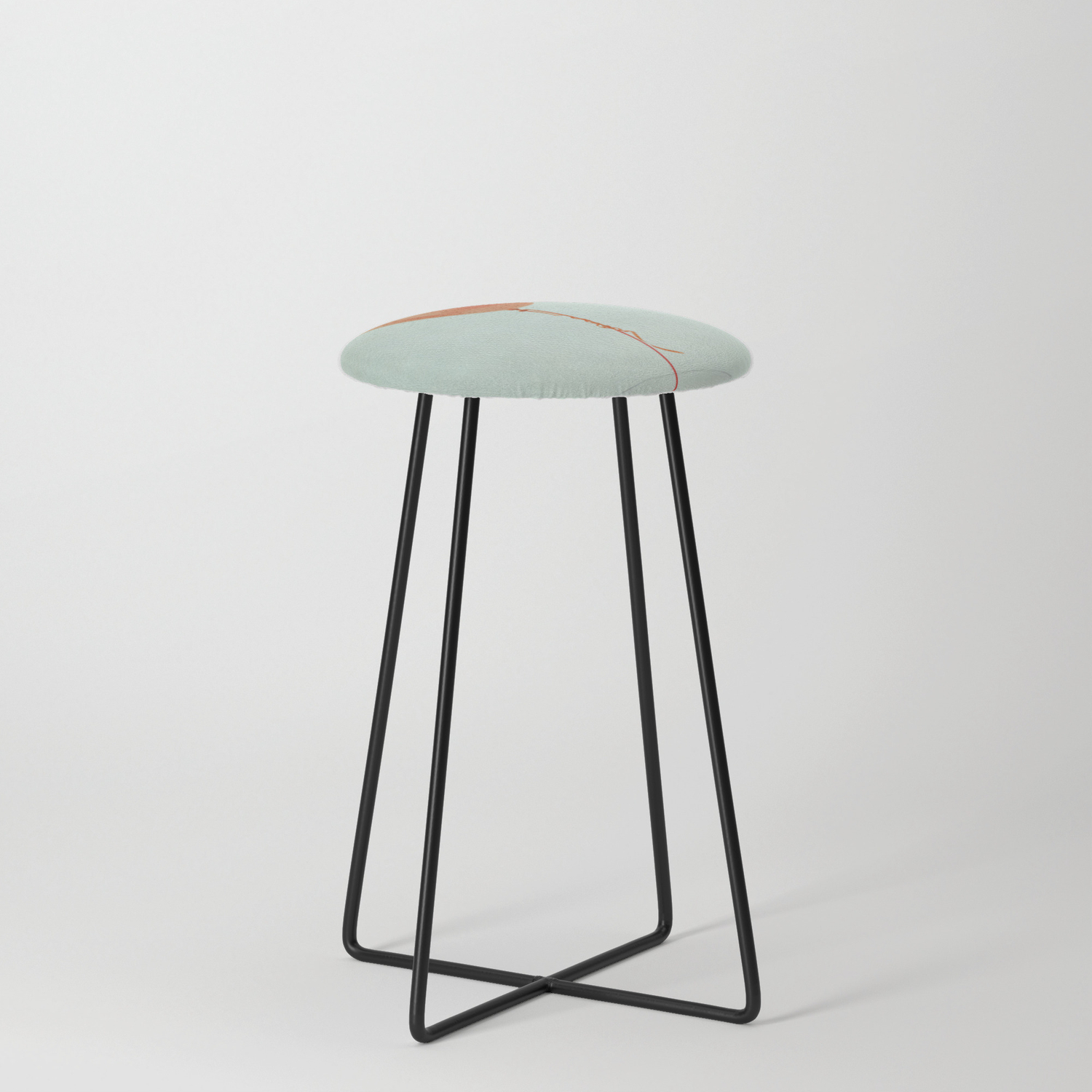 The Great Escape Counter Stool By Vincepezzaniti Society6