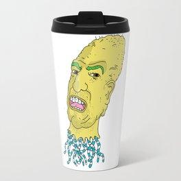 escaped mind Travel Mug