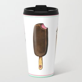 Ice Creams Yummy Travel Mug