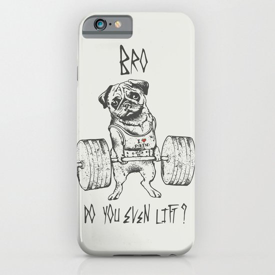 Do You Even Lift iPhone & iPod Case