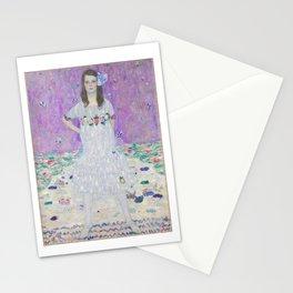 Mada Primavesi - Gustav Klimt Painting Stationery Cards