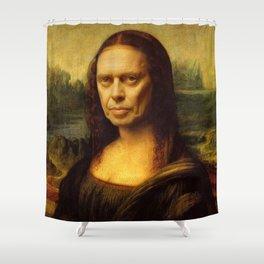 The Mona Buscemi Shower Curtain