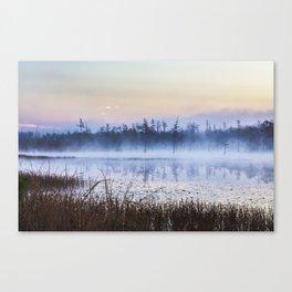 Adams Mill Pond 43 Canvas Print