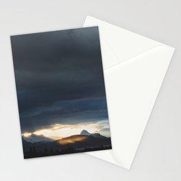 Sunrise over Kachemak Bay, Alaska Stationery Cards