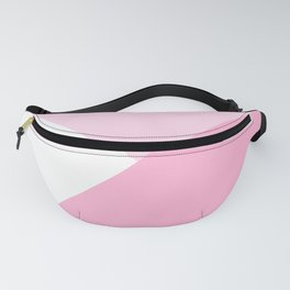 Rose Quartz Angles Fanny Pack