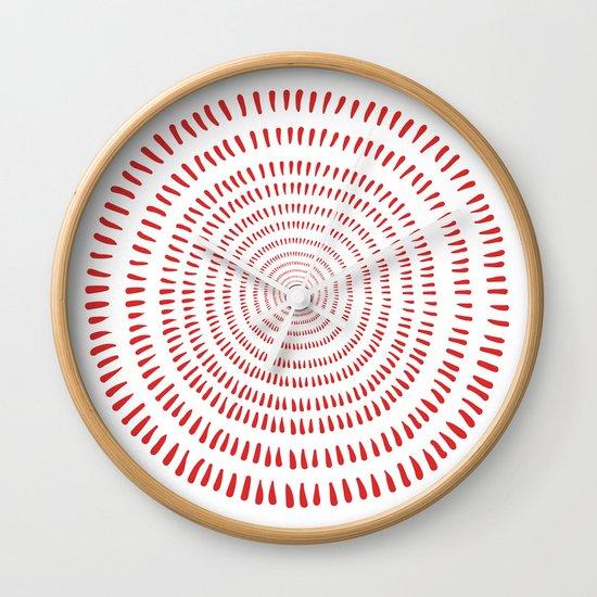 Fjorn Wall Clock