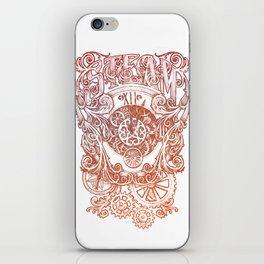 Steam iPhone Skin