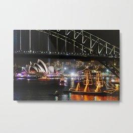 Sydney 02 Metal Print