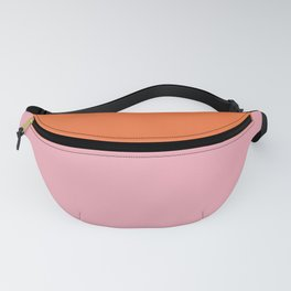 Peach Fanny Pack