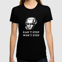 Kant gangster philosopher T-shirt