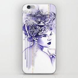 Miss Saint Petersburg iPhone Skin