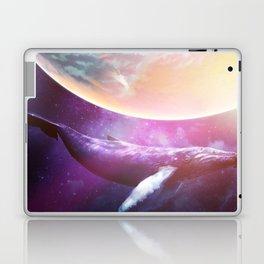 Galactic Whale Laptop & iPad Skin