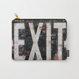 Exit, Left Carry-All Pouch