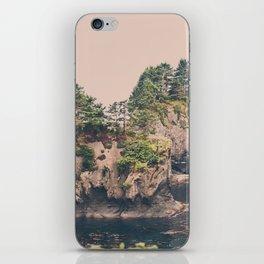 cape flattery trail iPhone Skin