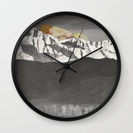 Klimt Range Wall Clock