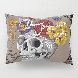Skull of Life Pillow Sham