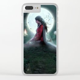 The Witches Coven : Gamahe Clear iPhone Case