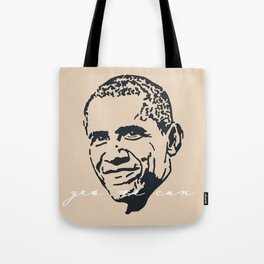 Yes We Can IV Tote Bag