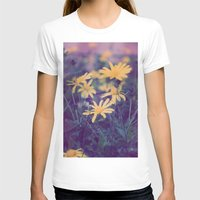 woodstock T-shirts featuring Woodstock Daisy  by Scotty Photography