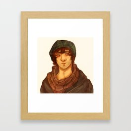 Grantaire Framed Art Print