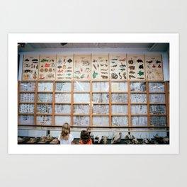 Bug Collectors Art Print