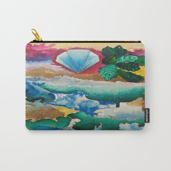 Creations of Light Reflections Carry-All Pouch